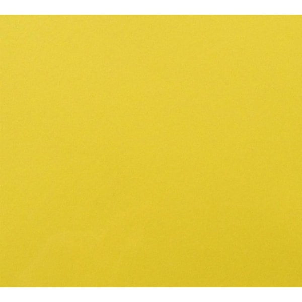 Kopipapir A4 Citrongul 130g, syrefri, 50 ark / pakke Yellow