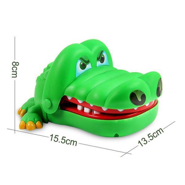 Krokodil Tandläkarspel för alla åldrar (crocodile dentist)