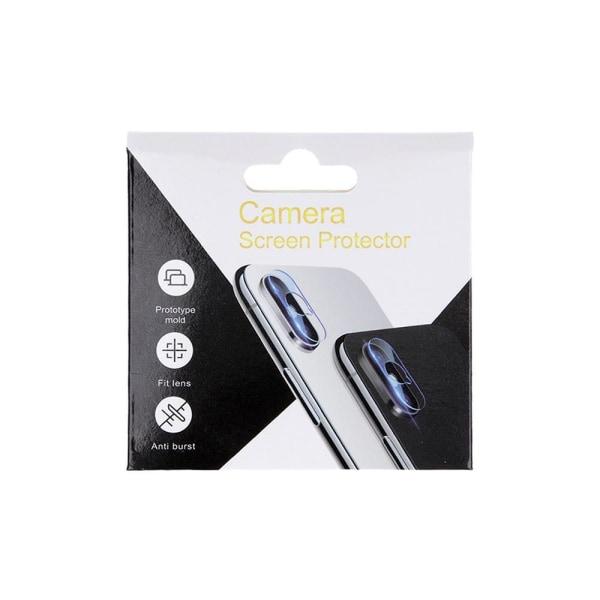 OnePlus Nord N10 Kamera Linse hærdet glas Transparent