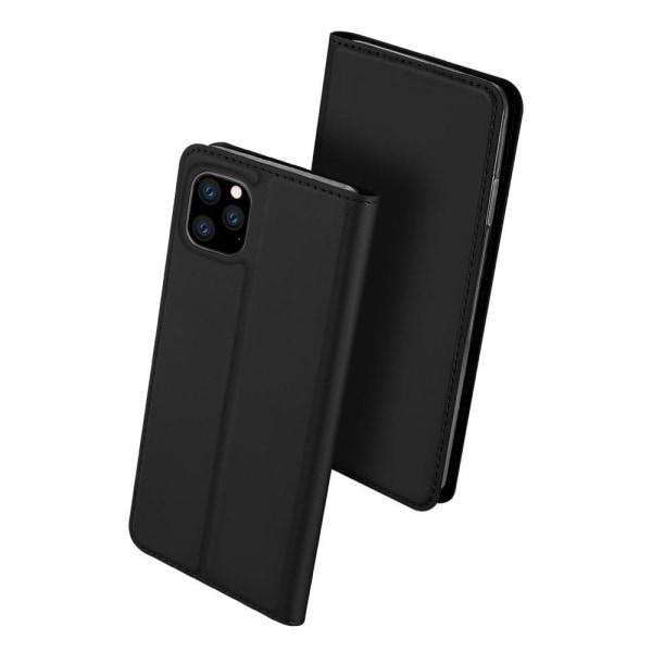 Dux Ducis Plånboksfodral iPhone 12 / 12 Pro Svart