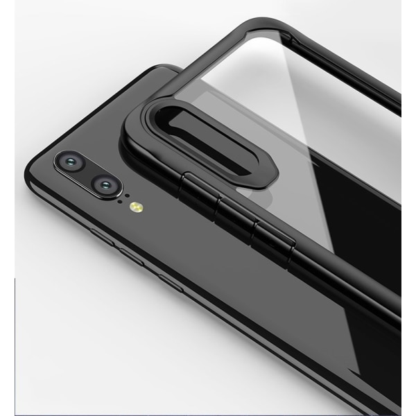 iPaky Survival case, Huawei P20 Lite, Extra tåligt skal Svart