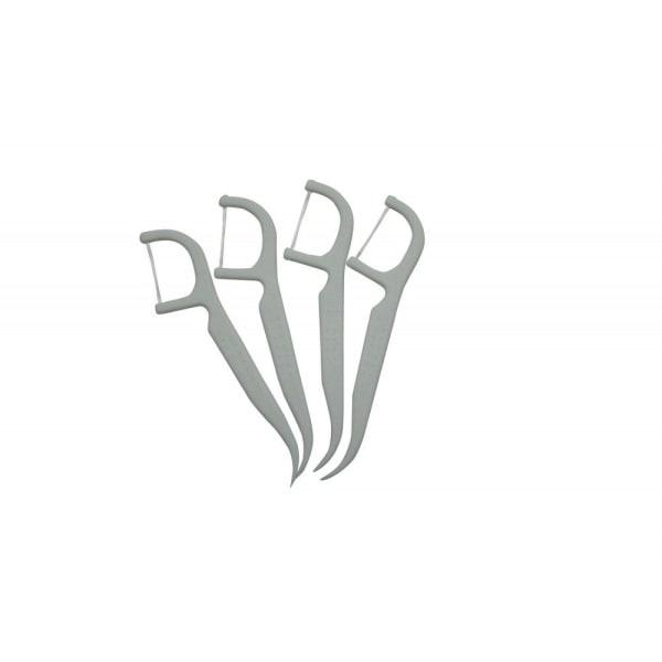Tandtråd tandtrådsbygel 32-pack Vit