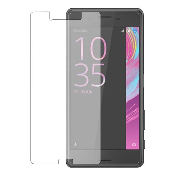 Skärmskydd i härdat glas för Sony Xperia X