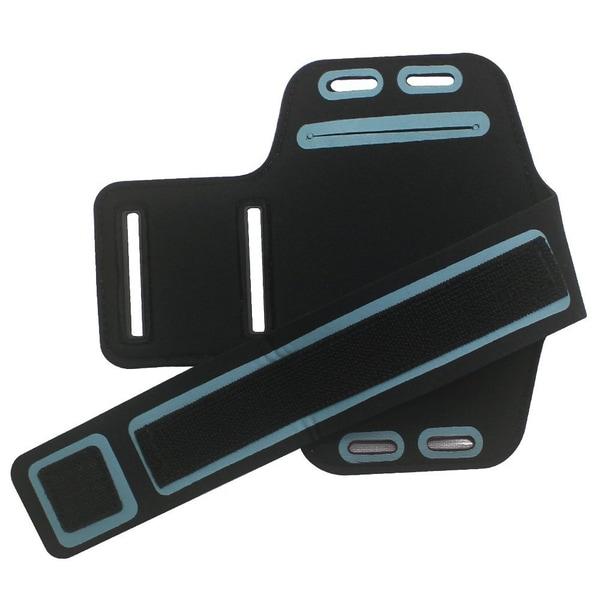 Sportarmband för Galaxy S7 Edge Vit
