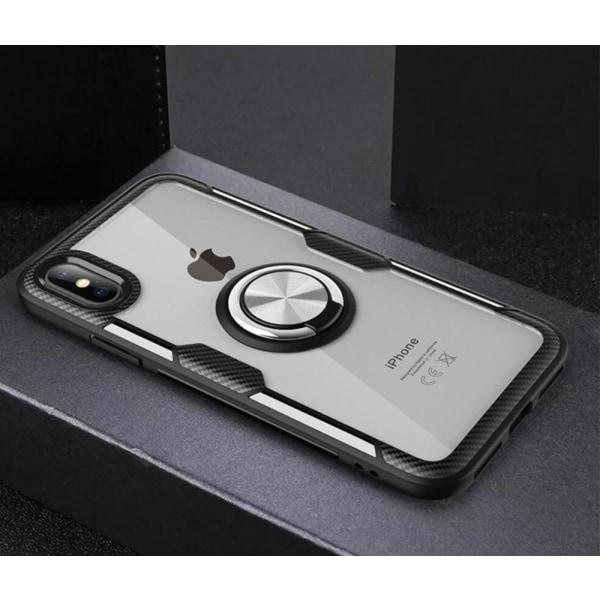 2 in 1 Magnet Case - iPhone 12/12 Pro Blå