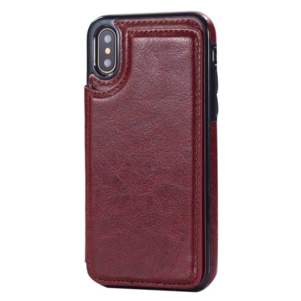 Back Card Case - iPhone 6+ Vit
