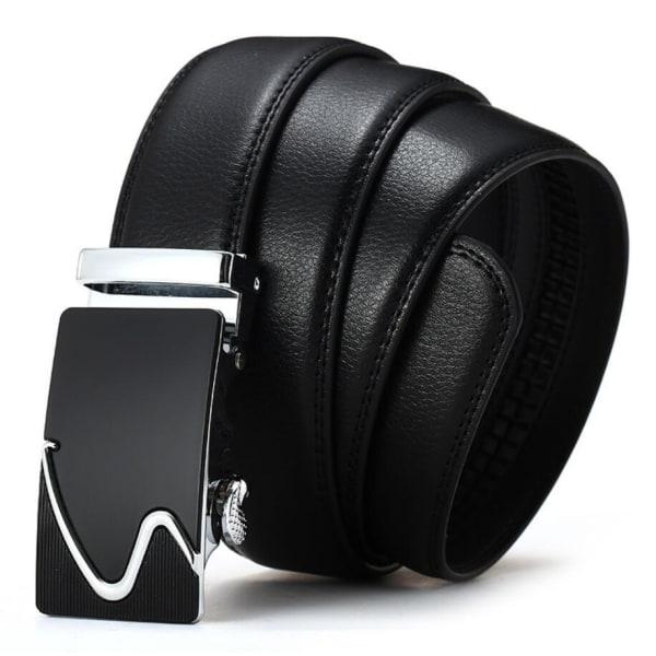 Belt-HM2211 Svart aska