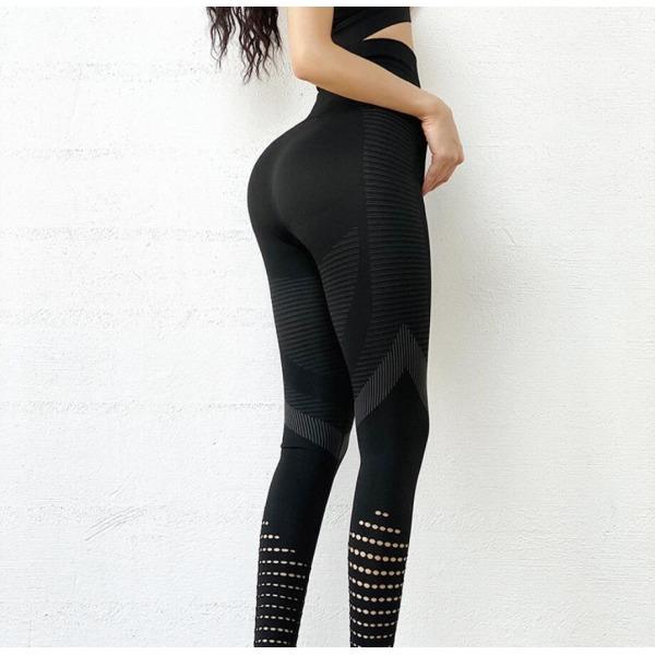 Gym Leggings - Extra Large Svart XL