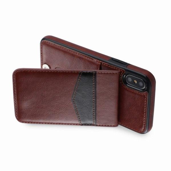 Slot Case - iPhone 7/8+ Svart