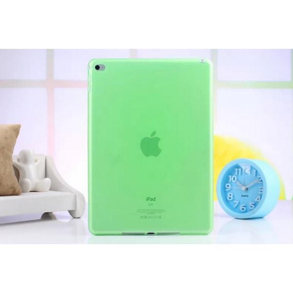 TPU transparent skal iPad air Grön
