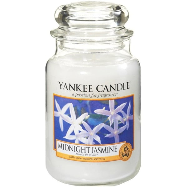 Yankee Candle Classic Large Midnight Jasmine Transparent