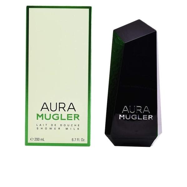 Mugler Aura Shower Milk 200ml Transparent
