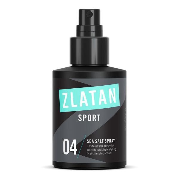 Zlatan Ibrahimović Parfums Sport Sea Salt Spray 100ml Transparent