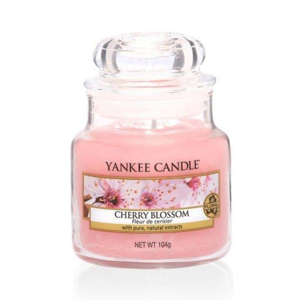 Yankee Candle Small Cherry Blossom Transparent