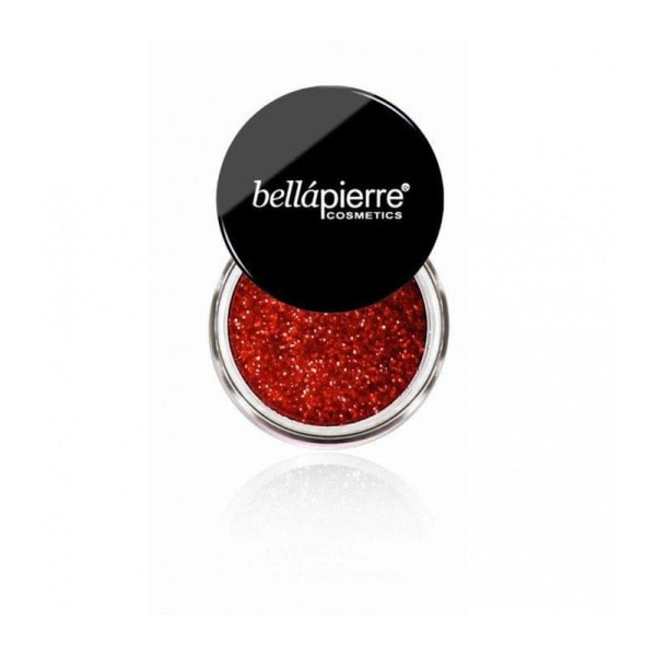Bellapierre Cosmetic Glitter 014 Ruby 3.75g Transparent