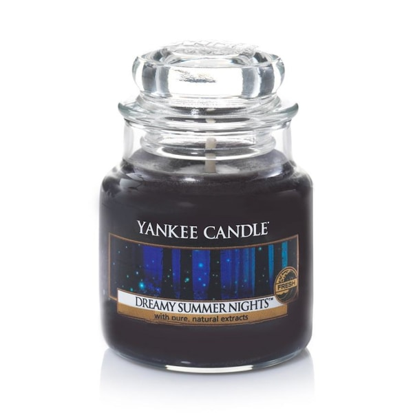 Yankee Candle Classic Small Dreamy Summer Nights Transparent