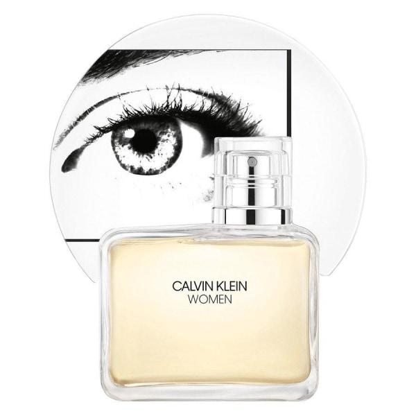 Calvin Klein Women Edt 100ml Transparent
