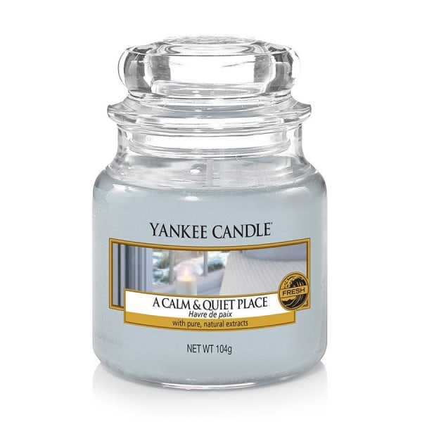Yankee Candle Classic Small A Calm & Quiet Place Transparent