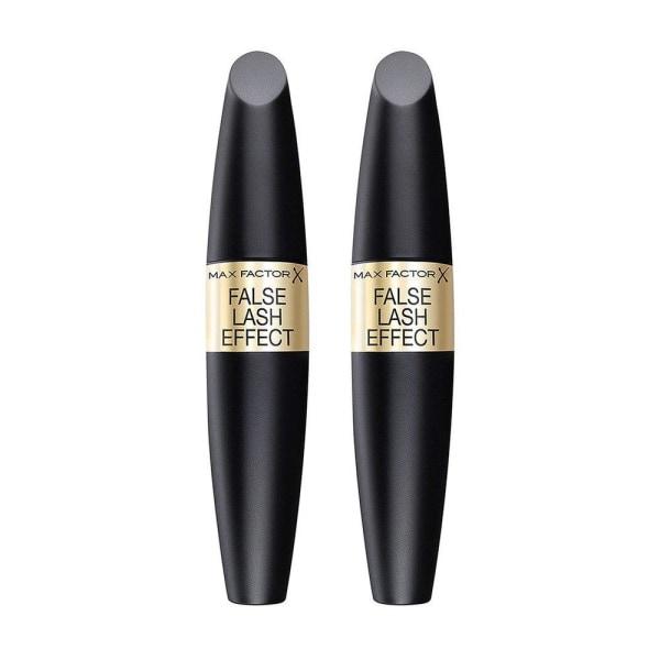 2-pack Max Factor False Lash Effect Mascara Black 13,1ml Transparent