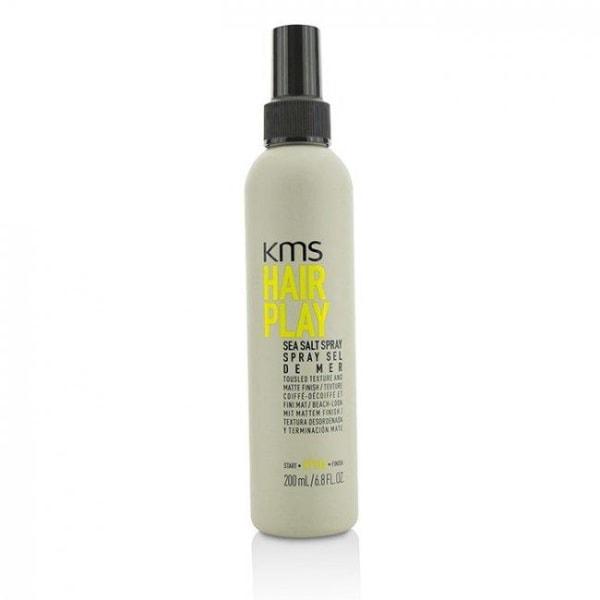 KMS HairPlay Sea Salt Spray Transparent