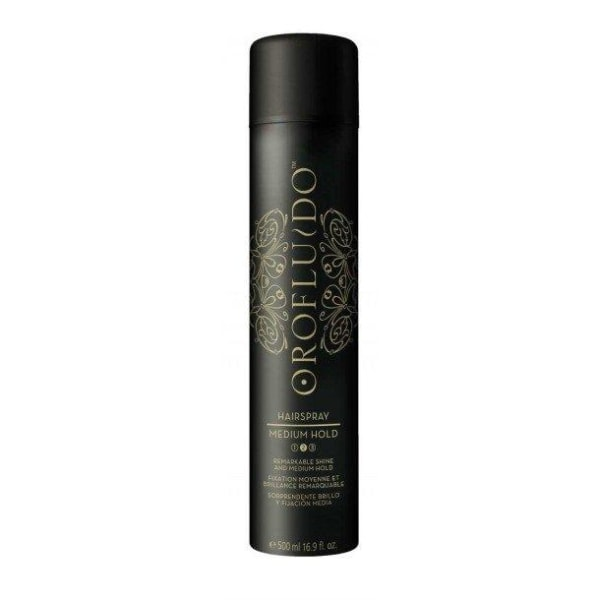 Orofluido Medium Hold Hairspray 500ml Transparent