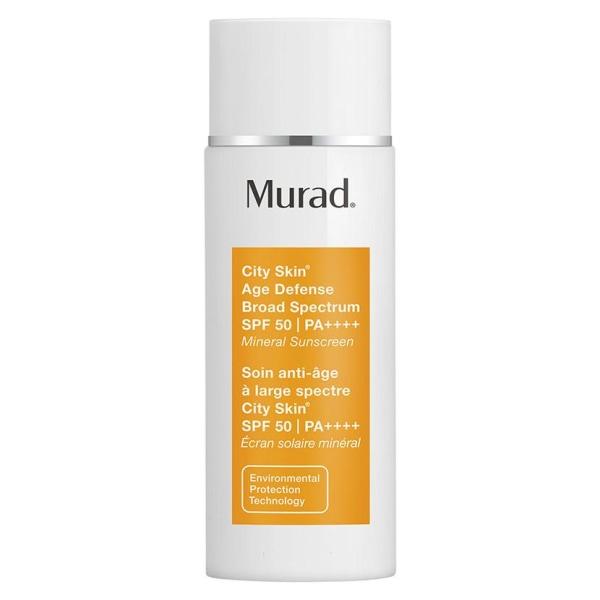 Murad Environmental Shield City Skin Age Defense SPF 50 I PA++++ Transparent
