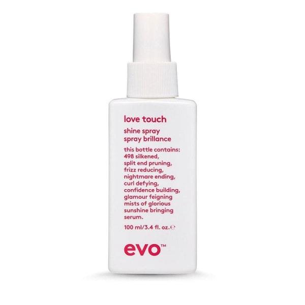 EVO Love Touch Shine spray 100ml Transparent