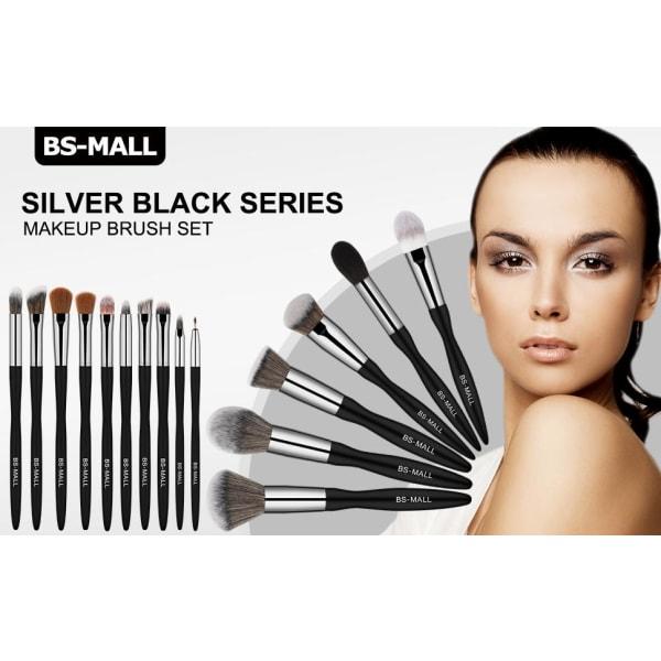 BS06 - BS-MALL 16 st. exklusiva Make-up / sminkborstar av Bästa