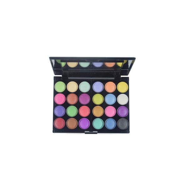 Sminkset med 33 olika färger