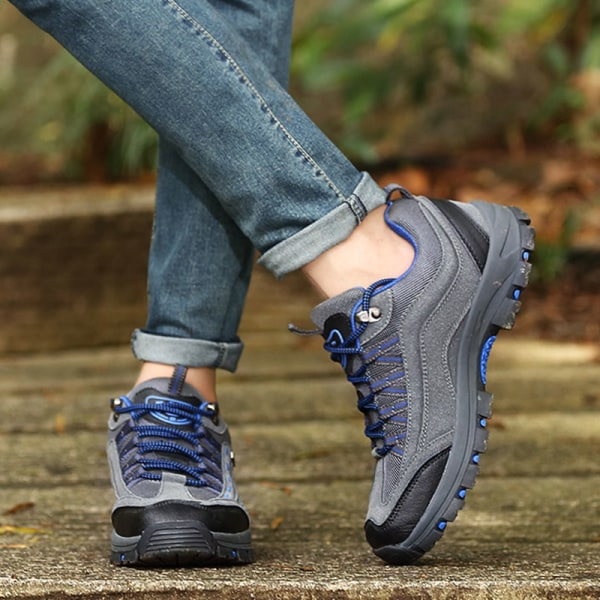 Unisex fashion sneakers data room running shoes comfortable Dark Gray 41
