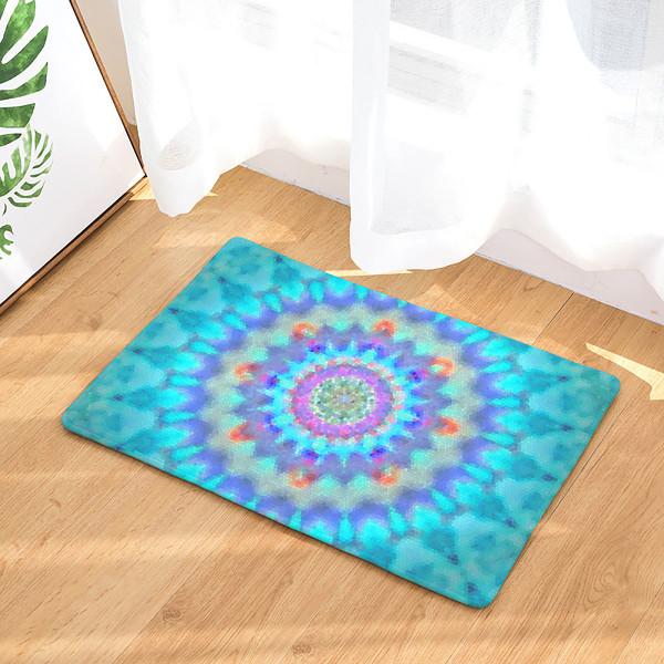 Colorful Non-Slip Floor Mats Washable Rug Door Mat Hallway #10 50x80cm