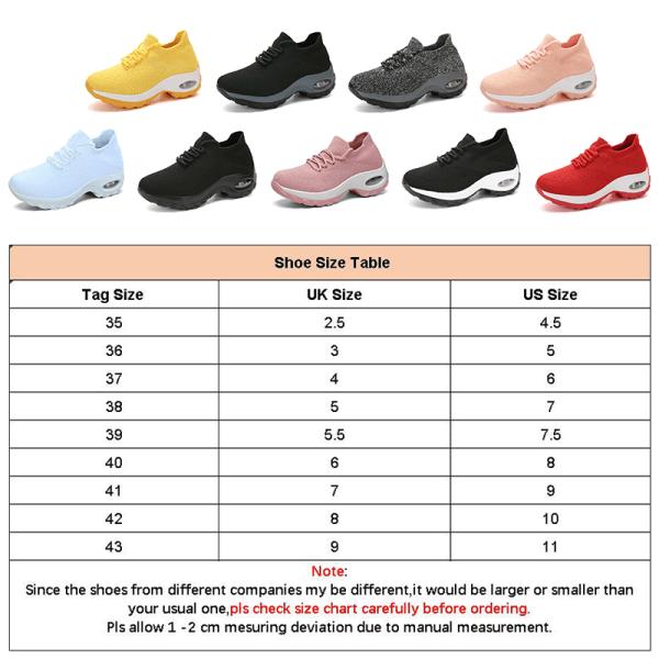 Cost-effective - Women-Socks Sneaker-Breathable&Mesh&Solid Color Black,39