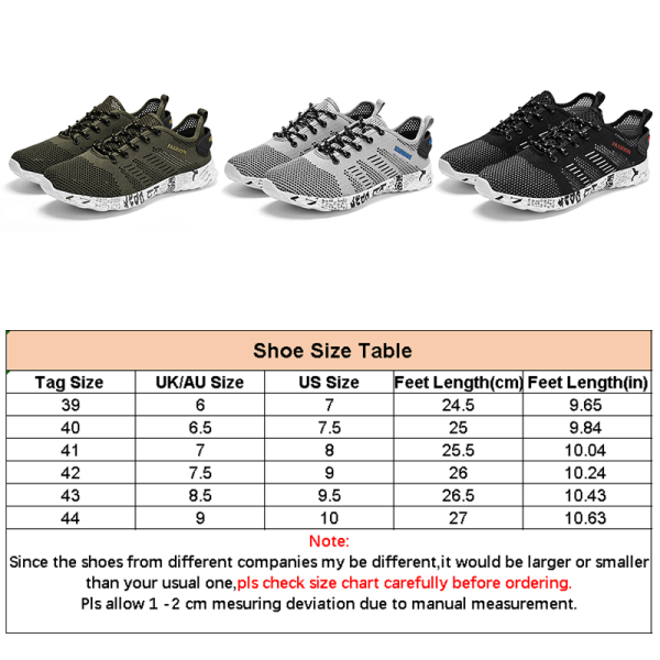 Men's hollow casual shoes comfortable beach shoes sports shoes Black Red,42