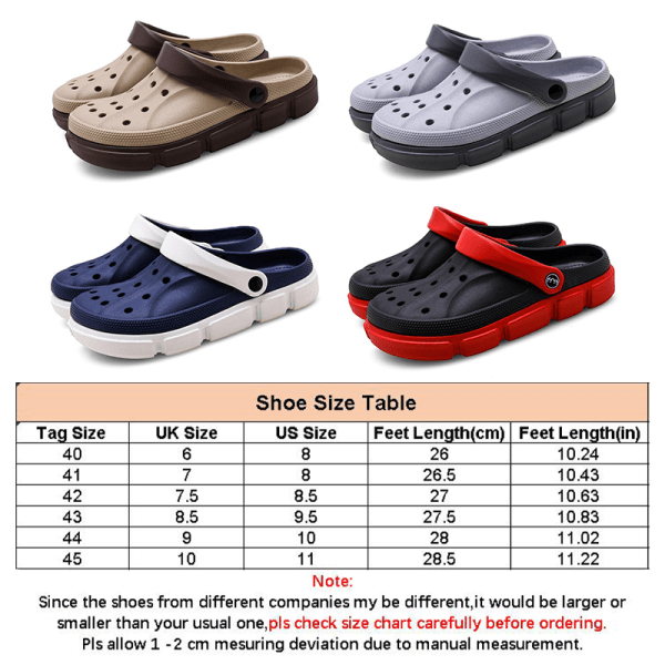 Men's ripped shoes summer slippers comfortable sandals Blue,45