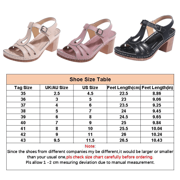Women's hollow sandals summer high heels solid color open toe Black,40