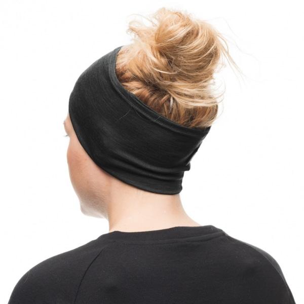 2-pack pannband Svarta svart