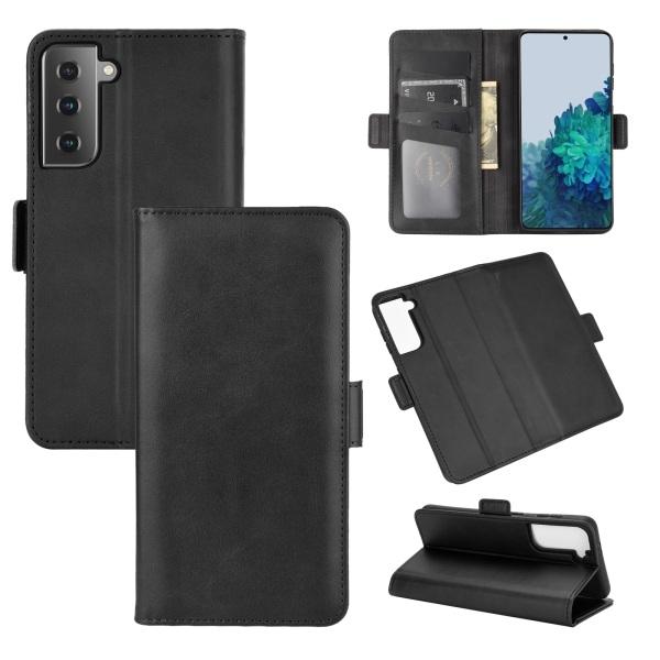 Classic Wallet - till Samsung Galaxy S21 Plus svart