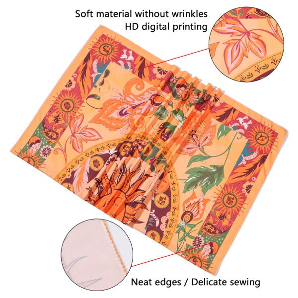 Burning Sun Tapestry Flower Vines Tapestries 130X150CM