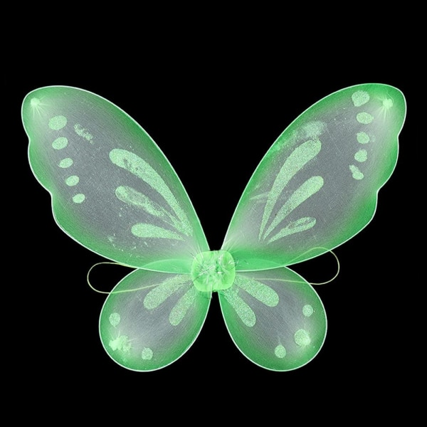 Fairy Wings Dress-Up WINGS GRÖN green