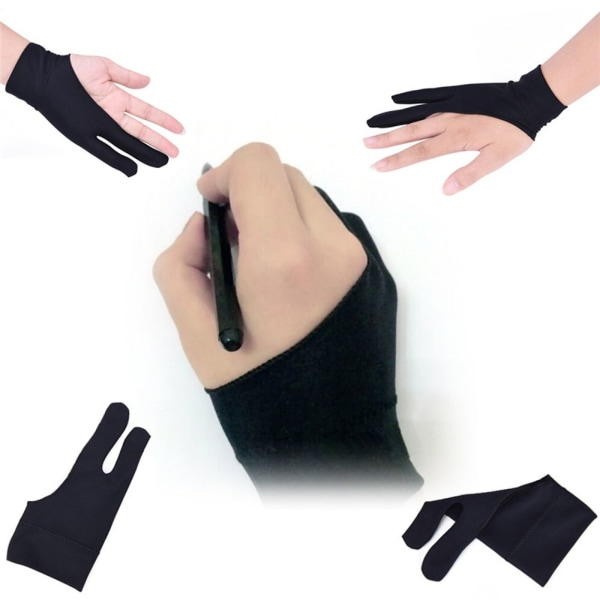 Rithandske Anti-fouling Two Finger Black