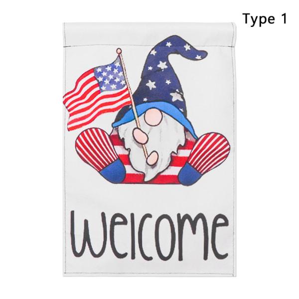 Garden Flag Yard Flag TYP 1