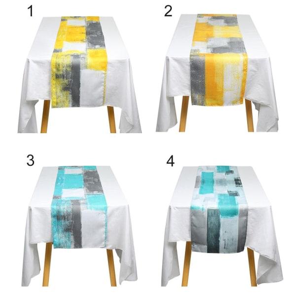 Table Runner Modern Art 2 2