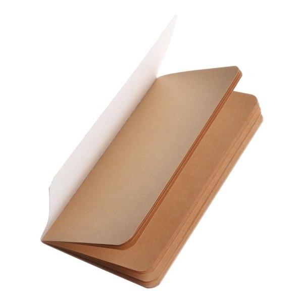 1PC Kraft Paper Notebook 48K Workbooks Color Notebooks BLOMMOR