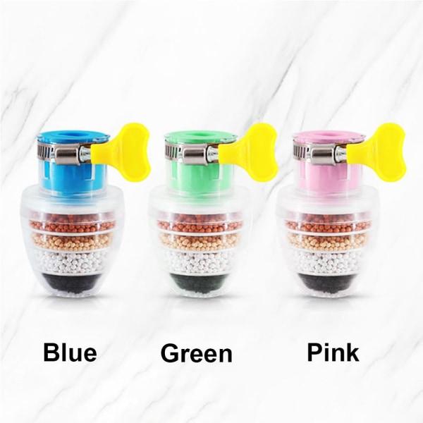 Kranfilter Kökskran 6-lagers filtrering