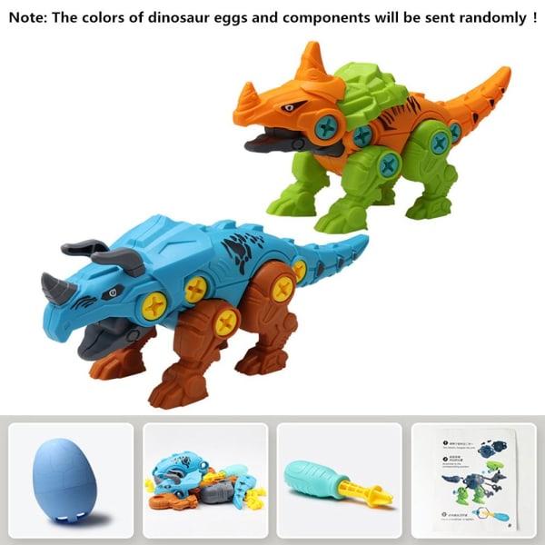Ta bort dinosaurieleksaker STEM Toys 02 TYRANNOSAURUS 02 Tyrannosaurus
