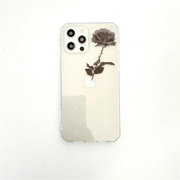 För iPhone 12 11 fodral skal For Apple iPhone 12 Pro Max,Black