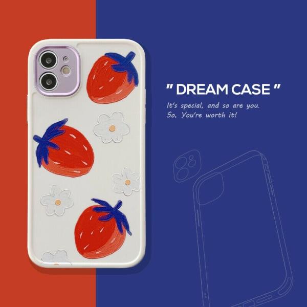 För iPhone 12 11 fodral skal For Apple iPhone SE 2020,A1