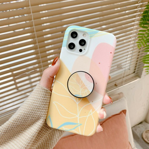 Marmorfodral till iPhone 7 8 Plus XR XS 11 PRO MAX 01,For iPhone XS MAX