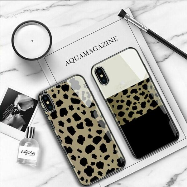 Mobilskal till iPhone 12 11 Pro Max XR 8 Plus Leopard Leopard,For iPhone 11