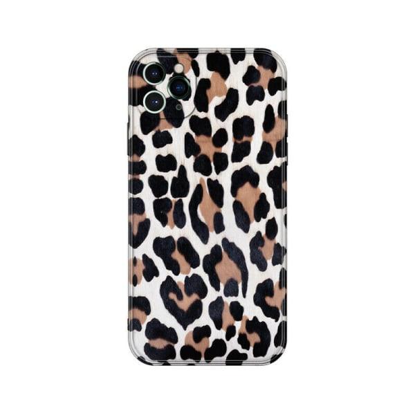 Mode Leopardmönster Mjukt fodral för iPhone A,For iPhone 11